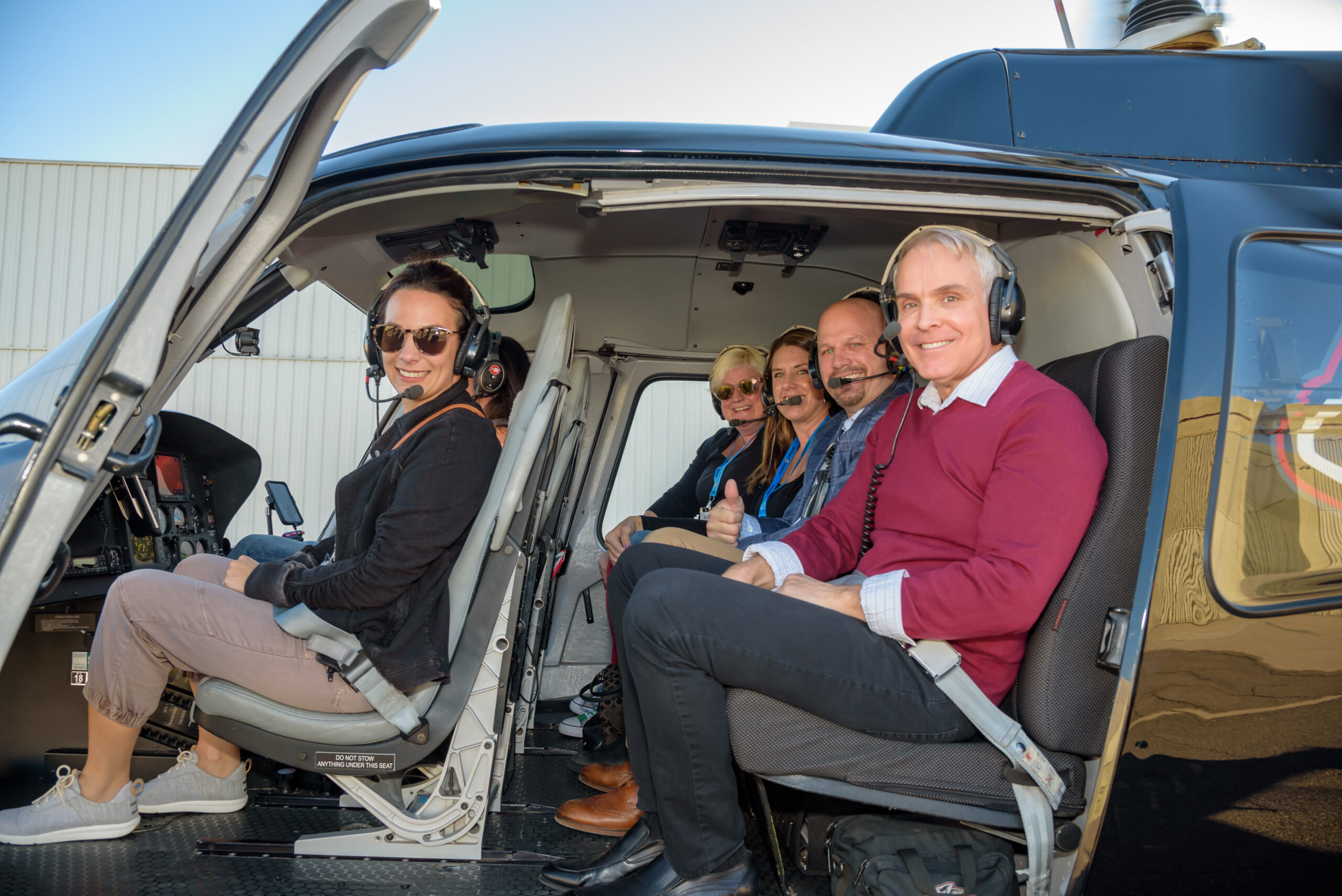First Innovation Talks Make their way to Multifamily, and helicopters